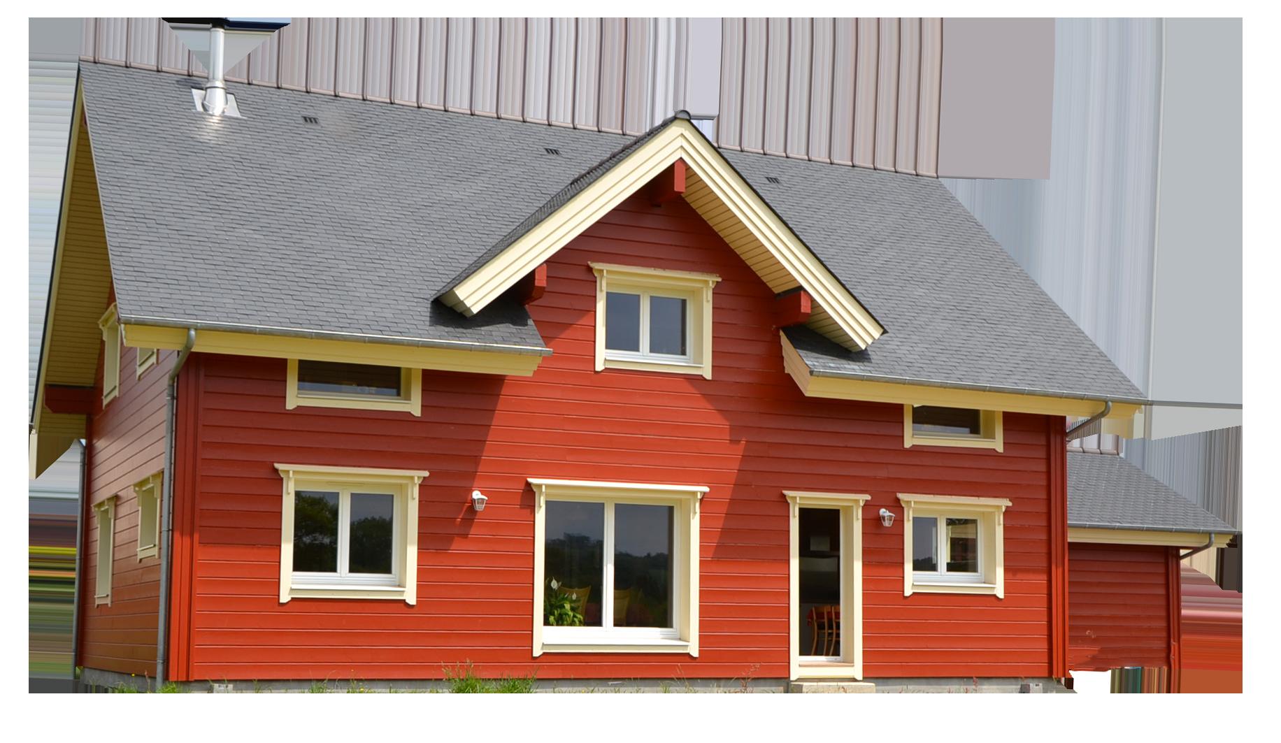 Maison En Bois Normandie maison bois massif normandie – « une maison naturelle tout